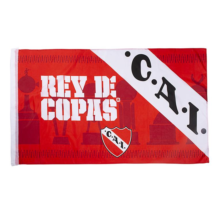 BANDERA REY DE COPAS CLUB ATLETICO INDEPENDIENTE