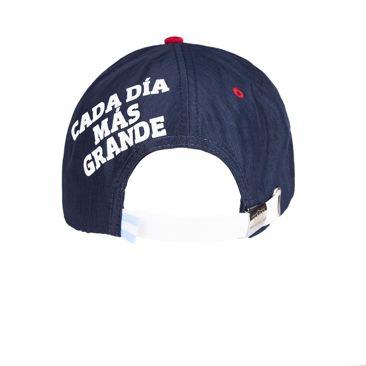 GORRA SL CLUB ATLETICO SAN LORENZO DE ALMAGRO