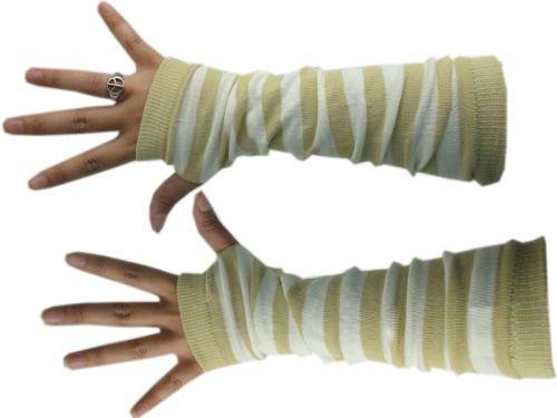 Guantes 3/4  sin dedos