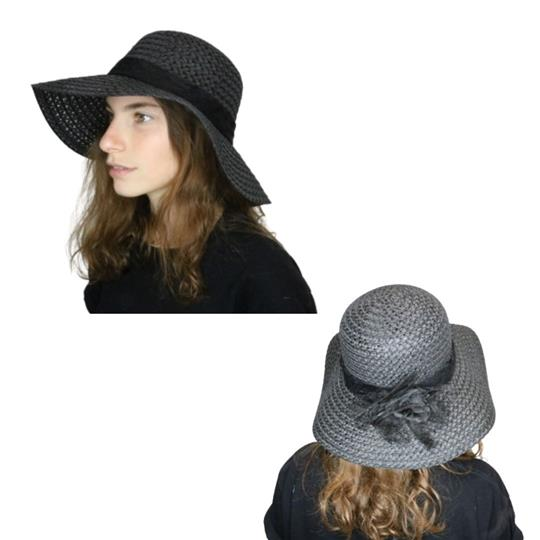 Sombrero capelina de adulto calada