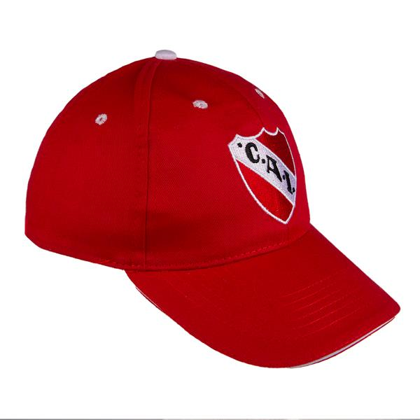 GORRA GABARDINA INFANTIL CLUB ATLETICO INDEPENDIENTE