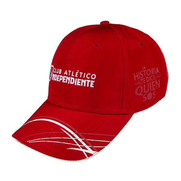 GORRA CLUB ATLETICO INDEPENDIENTE
