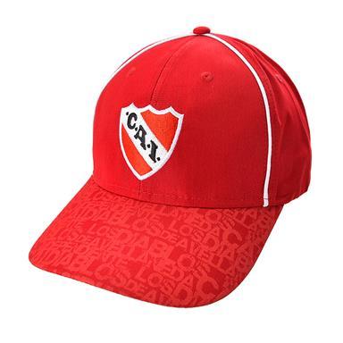 Gorra con visera Club Atletico Independiente
