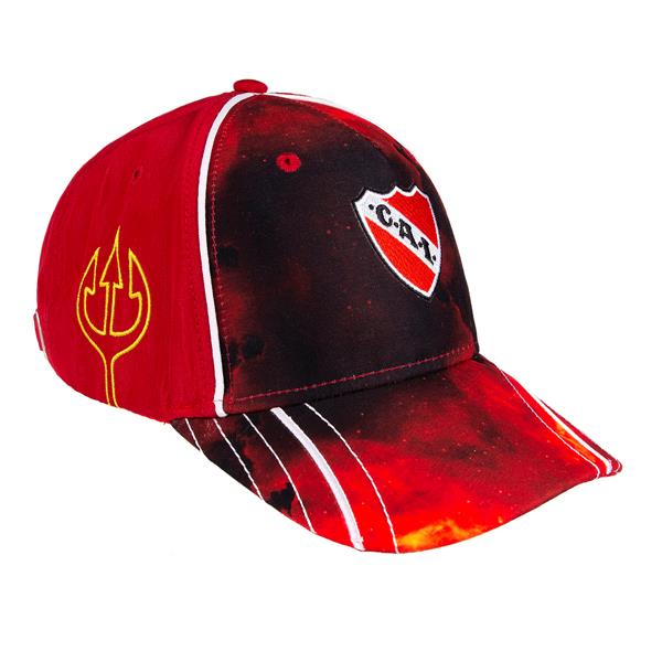 GORRA SUBLIMADA CLUB ATLETICO INDEPENDIENTE