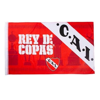 BANDERA REY DE COPAS CLUB ATLETICO INDEPENDIENTE