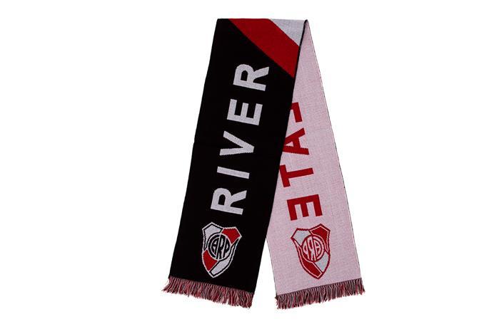BUFANDA COMPUTARIZADA CLUB ATLETICO RIVER PLATE