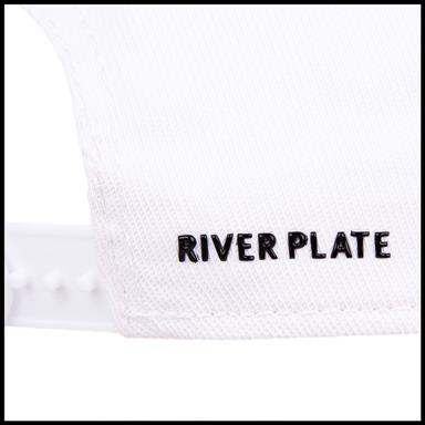 GORRA VISERA SUBLIMADA CLUB ATLETICO RIVER PLATE