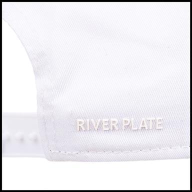 GORRA MONOCROMO CLUB ATLETICO RIVER PLATE