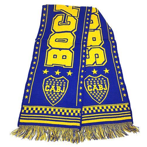 Bufanda computarizada Club Atletico Boca Juniors
