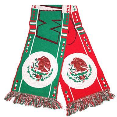 Bufanda computarizada Mexico