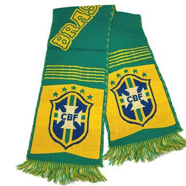 Bufanda computarizada Seleccion de Brasil