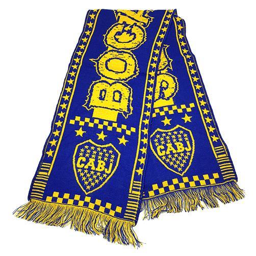 Bufanda Computarizada Boca Juniors