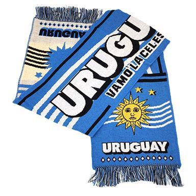 Bufanda Computarizada Seleccion Uruguay