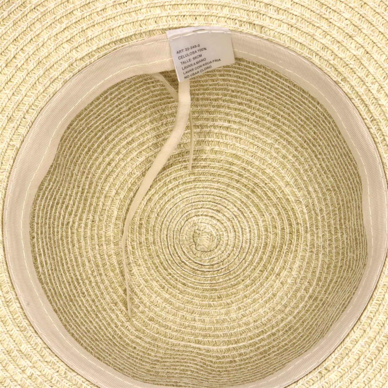 Sombrero Capelina de adulto Celulosa con Cinta.