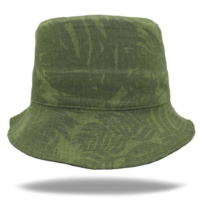 Piluso Estampado palmas verdes
